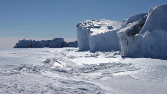 Antarctica: Delta Trip to an Iceberg