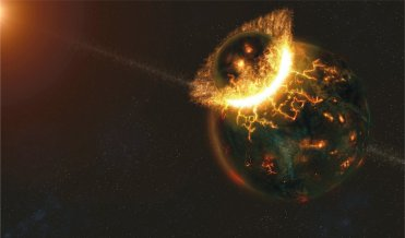 PlanetCollision