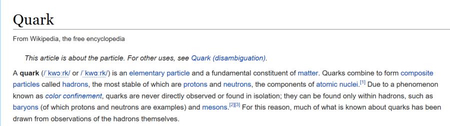 QuarkArticle