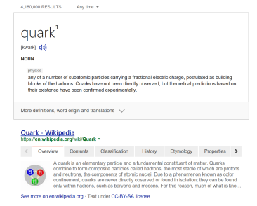 QuarkSearch