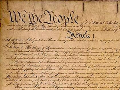 US+Constitution+We+the+People