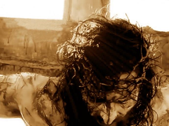 Jesus on the Cross John 3-16